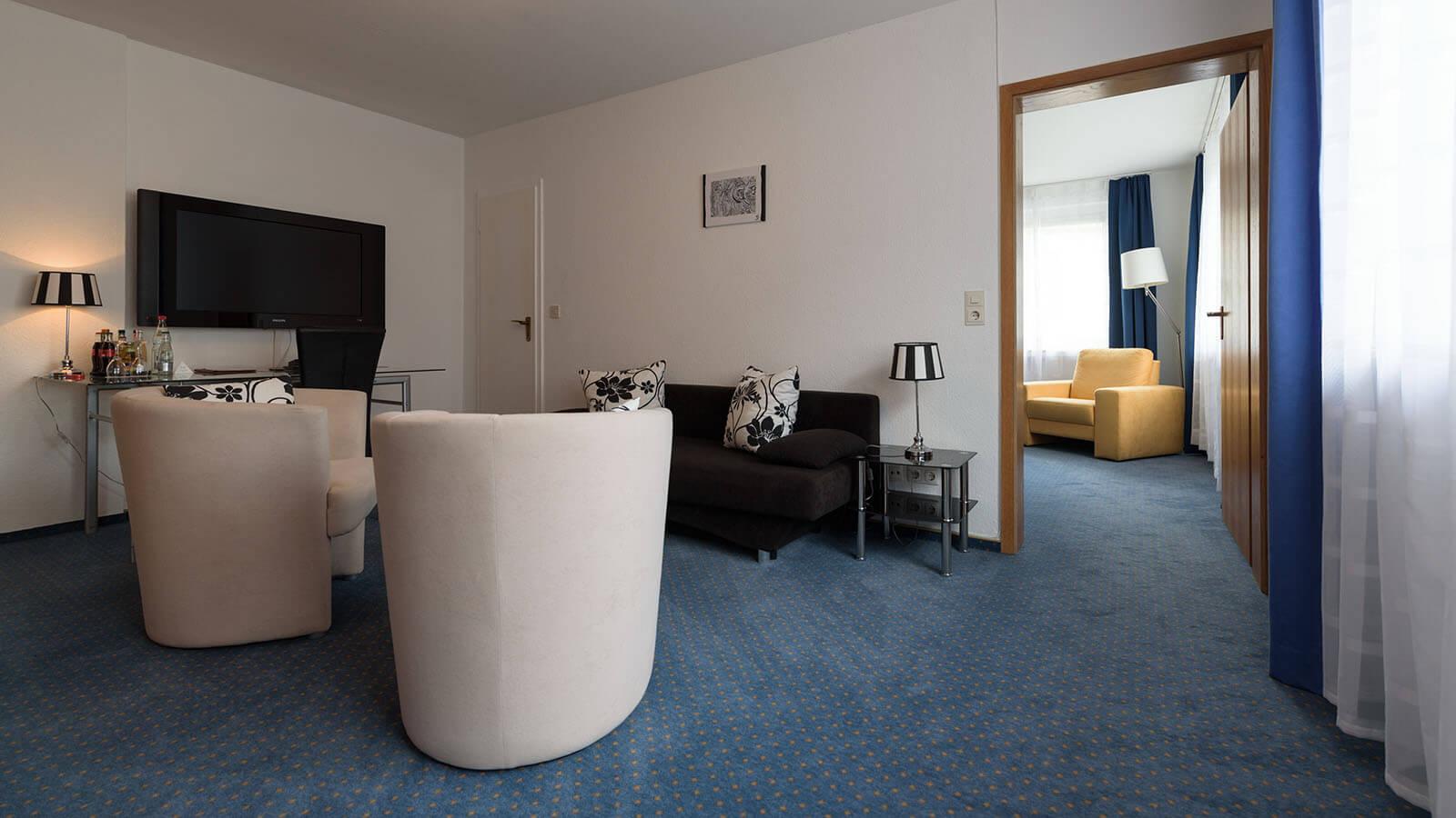 Appartement im Hotel Goethe Haus
