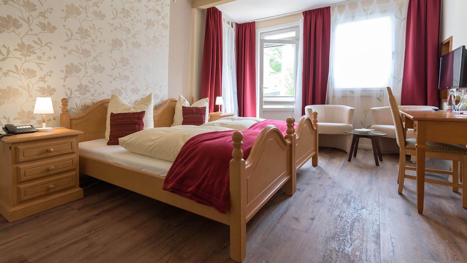 Doppelzimmer im Hotel Goethe Haus
